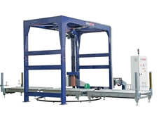 TechnoWrapp B300 Stretch Wrapping Machine