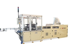 Slitting and Folding Machine
