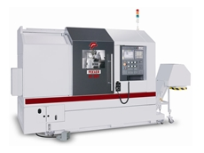 The FEELER multi-axis HT 30Y lathe will be on display for the first time in Australia