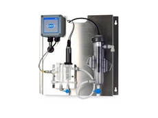 CLF10 sc free and total reagentless chlorine analyser
