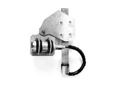 Mounting kit for Hach SOLITAX sc TS-line turbidity sensor