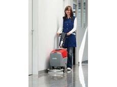 Hakomatic B12 scrubber-drier will be launched at Ausclean 2011 on stand 60