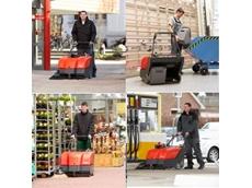 Hako Hamster 800 vacuum sweepers