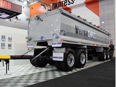 VersaBOLT PBS 4 Axle Dog was adjudged 'Best Trailer' at the Brisbane Truck Show Awards