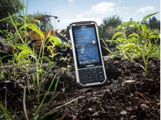 Handheld's brand-new Nautiz X8 rugged PDA is a handheld computer built for tough field conditions