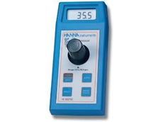 The HI 93750 is an ideal solution to the determination of potassium concentration in the field.