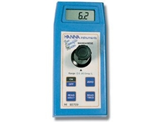 HI 93709 and HI 93748 are portable microprocessor meters that determine the concentration of manganese in water at the touch of a button, and are ideal for field applications and monitoring.