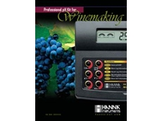 Professional pH kit for winemaking