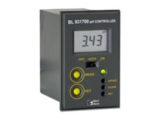 BL 931700 mini pH controller has been designed for easy, affordable installation in tight spaces to perform simple yet effective process control.