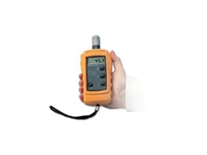 HI 93640 is a compact, portable and versatile hygrometer to monitor relative humidity anywhere.