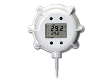 HI 141 series is a family of temperature data loggers with either one or two channels, internal or external temperature sensors, and an optional LCD.