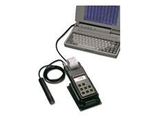 HI 9161 and HI 91610 are advanced portable, printing, thermo-hygrometers.