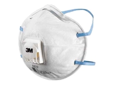3M Classic Series 8822 particulate respirator