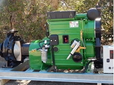 Hatz Diesel's new H50 series is reliable and compact making it the perfect engine for use on-farm