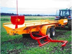 Hay Feeders and Hay Handling Equipment from Hatzenbichler Australia