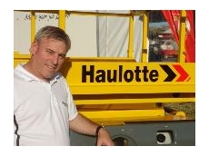 New recruit of Haulotte Group