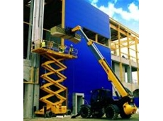 Haulotte Top Lift telescopic handler