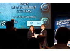 Hawk Measurement Systems win the Manufacturers' Monthly Endeavour Exporter of the Year award 2010