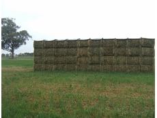 Hay Stack Covers