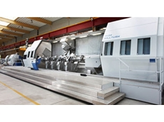 Headland Machinery has added the WFL multifunctional turning-boring milling centre to its range