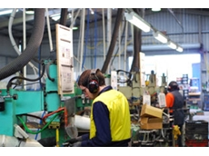 The Ozpress factory is now home to a Makino Duo 64 wire cut machine from Headland Machinery