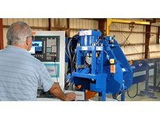Ocean Angle Line Clip Angle Processing Machine
