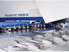 TRUMATIC 1000 Rotation enhances complete processing