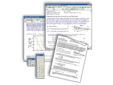Document, share calculation and design work with Mathcad