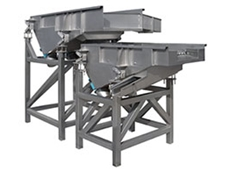 Customized vibratory conveyors