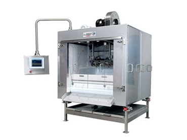 Spray Dynamics Belt Coater