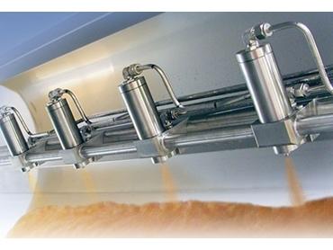Spray Dynamics Slurry Spray System