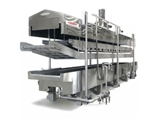 Fryer Systems for Snacks, Meat, Poultry, Seafood and Vegetables by Heat and Control
