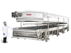 MPO-D2 convection ovens utilise a patented controlled-moisture cooking process to cook food quickly while sealing in flavour