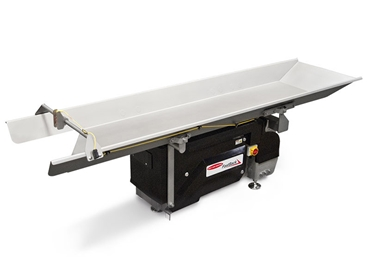 Motion conveyors for conveying high volumes of food