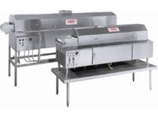 Mastermatic compact fryers