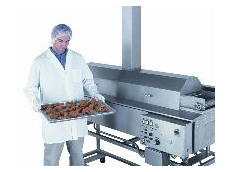 Mastermatic prepared foods fryer