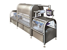 New Ishida tray sealing systems from Heat and Control
