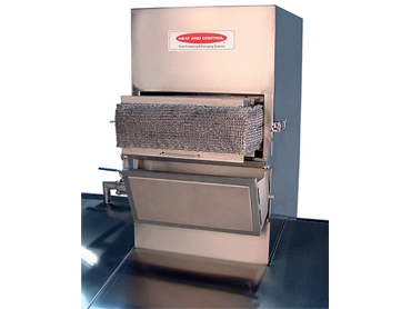 Pollution control for frying systems