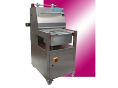 SR series tray sealing machine.
