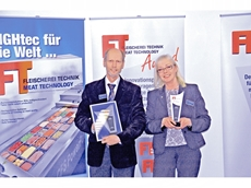 Urschel win international food processing award at IFFA meat trade fair