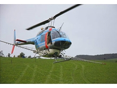 Heliwork's helicopters make it simple to tackle complicated spraying jobs
