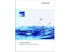 'Ultraviolet Light for Water Treatment' technical handbook