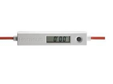 Heraeus' digital elapsed time indicators for lamp devices