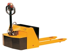 Semi Electric Pallet Truck from Hercules