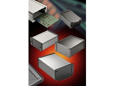 1457 range of extruded aluminium family of small enclosures