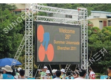 Hi-Vis is the exclusive Australian agent for Shenzhen Sansun Hi-tech LED signage products