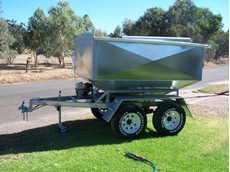 Trailer Sheep Feeders from Hi-way Sales and Service WA