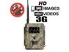 3G HD 12 MP Security Graffiti Cam
