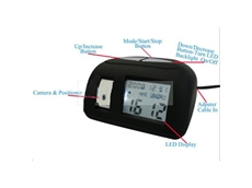Clock radio camera from Hidden Camera Surveillance Services
