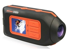 HD helmet sports cams with LCD from Hidden Camera Surveillance Services